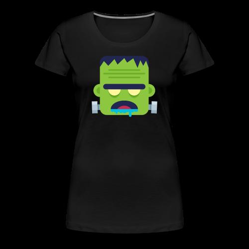 Frankie - Dame premium T-shirt - Dame premium T-shirt
