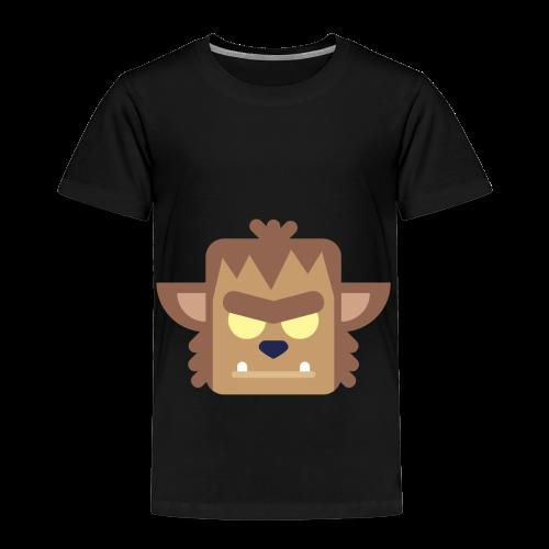 Werewolf - Børne premium T-shirt - Børne premium T-shirt