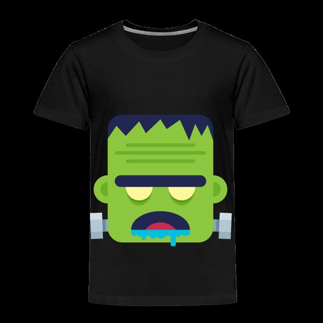 Frankie - Børne premium T-shirt
