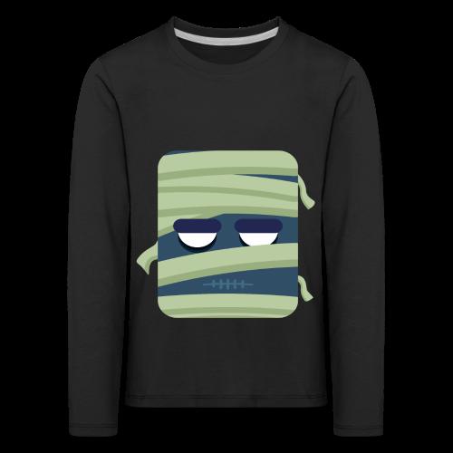 Mummy - Børne premium T-shirt med lange ærmer - Børne premium T-shirt med lange ærmer