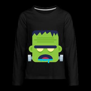 Frankie - Teenager premium T-shirt med lange ærmer - Teenager premium T-shirt med lange ærmer
