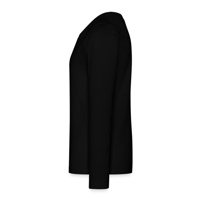 Werewolf - Teenager premium T-shirt med lange ærmer