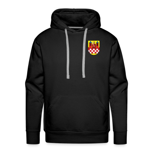 Mareg Hoddie mit Iserlohner Wappen - Männer Premium Hoodie