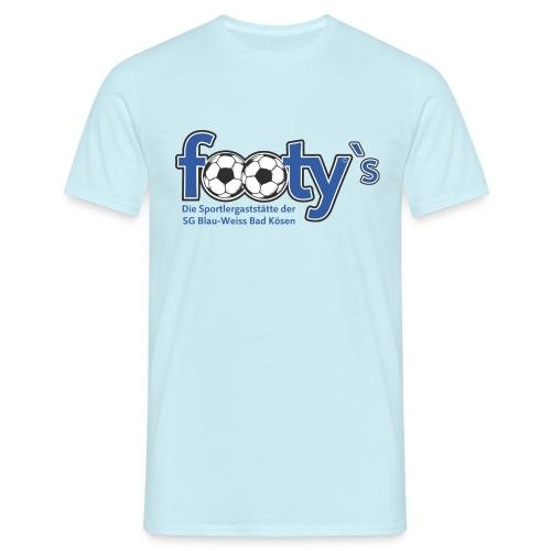 Footys-Shirt - Männer T-Shirt