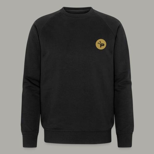 Pandastic Classic Sweater Gold - Männer Bio-Sweatshirt von Stanley & Stella