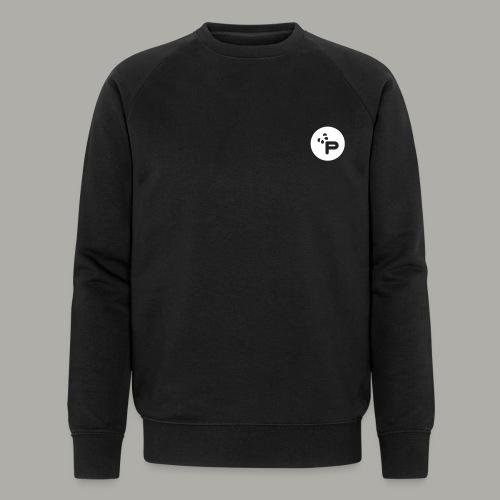 Pandastic Classic Sweater White - Männer Bio-Sweatshirt von Stanley & Stella
