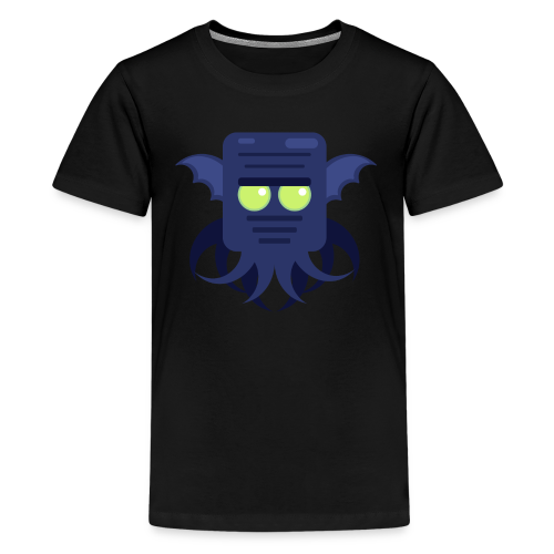 Cthulhu Teenager premium T-shirt - Teenager premium T-shirt