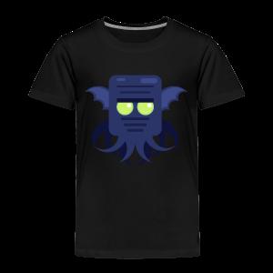 Cthulhu Børne premium T-shirt - Børne premium T-shirt