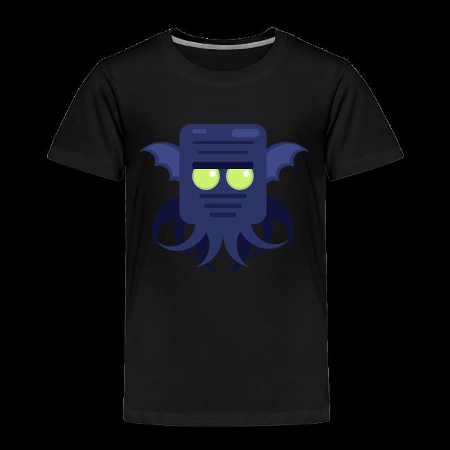 Cthulhu Børne premium T-shirt