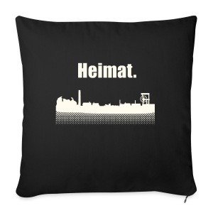 Heimat. - Sofa pillow cover 44 x 44 cm