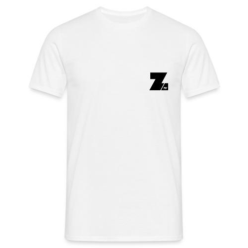 Men's T Shirt : white - Men's T-Shirt