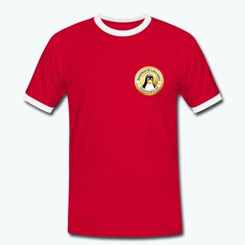 Guru - klein - Männer Kontrast-T-Shirt