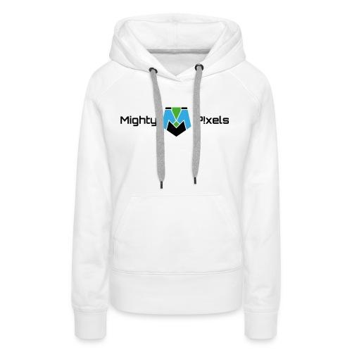 Mighty P!xels Hoodie - Frauen Premium Hoodie
