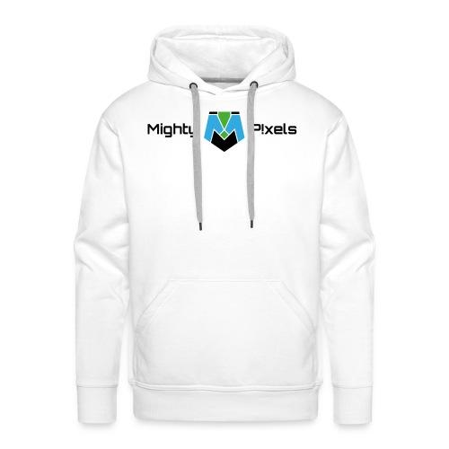 Mighty P!xels Hoodie - Männer Premium Hoodie