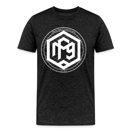 Hexagon Tee-Shirt - Men's Premium T-Shirt