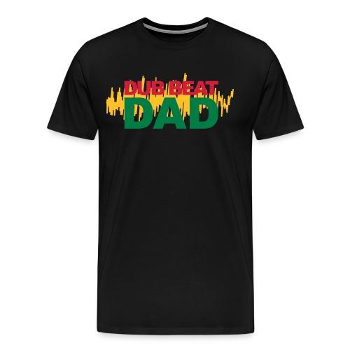 Dub Beat Dad - Men's Premium T-Shirt