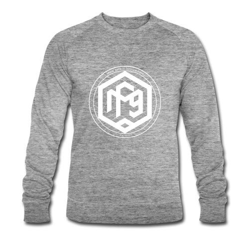Hexagon Alternative Sweatshirt - Men's Organic Sweatshirt by Stanley & Stella