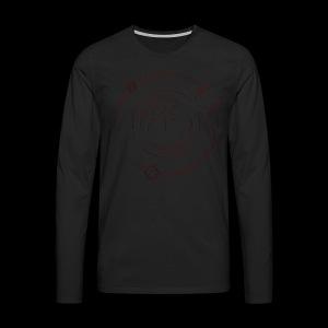 Darkness Longsleeve - Men's Premium Longsleeve Shirt