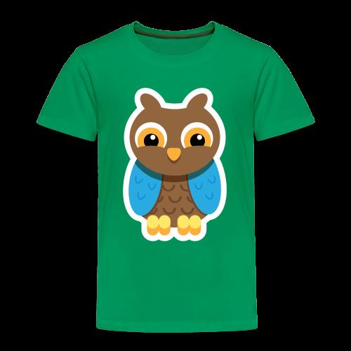 Owlford - Børne premium T-shirt - Børne premium T-shirt
