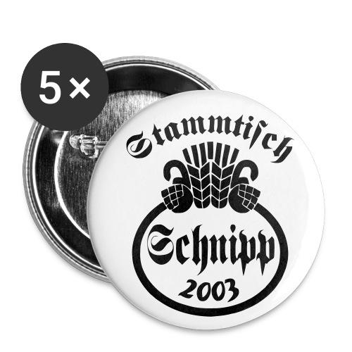 Badge Schnipp2003 - Buttons klein 25 mm