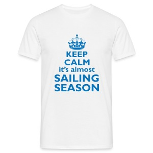 Almost Sailing  - T-shirt Homme