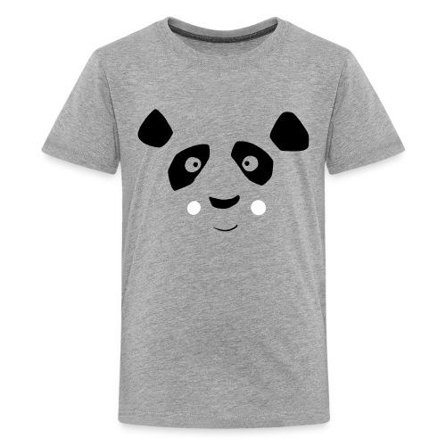 Panda Shirt Kids - Teenager Premium T-Shirt