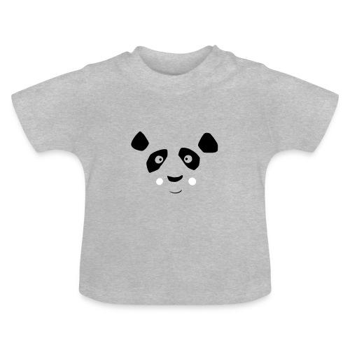 Baby Shirt Panda - Baby T-Shirt