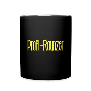 Profi-Raunzer - Tasse einfarbig