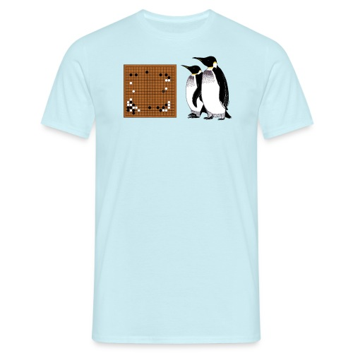 AlphaGo's Shoulder-Hit - Men's T-Shirt