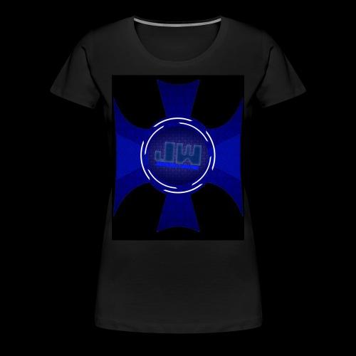[Girls]Jeremy Wayne Official Shirt Product - T-shirt Premium Femme