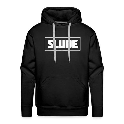 Sludepullover - Männer Premium Hoodie