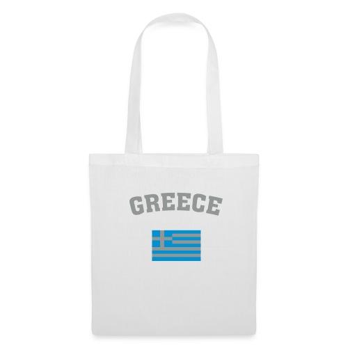 Griechenland-Taschen - Stoffbeutel