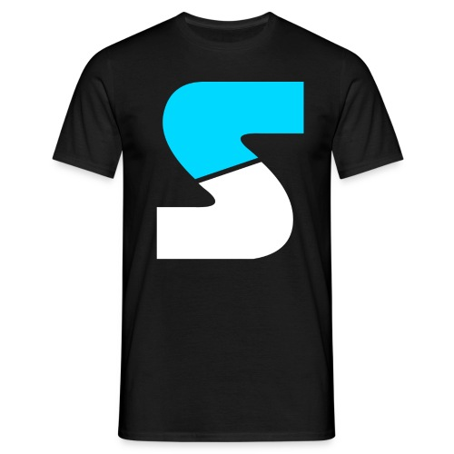 Original Black LTD edition Scoozy Shirt : black - Men's T-Shirt