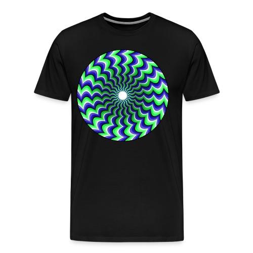 ILLUSION - Männer Premium T-Shirt