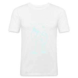 Savate TKV - Männer Slim Fit T-Shirt