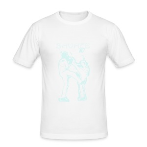 Savate TKV - Männer Slim Fit T-Shirt