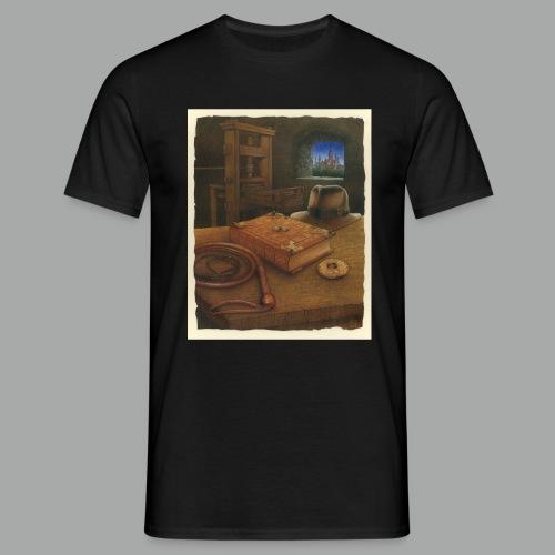 Abenteuer in Mainz - Männer T-Shirt