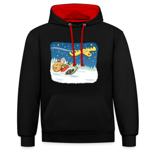 Weihnachtsmann Kite