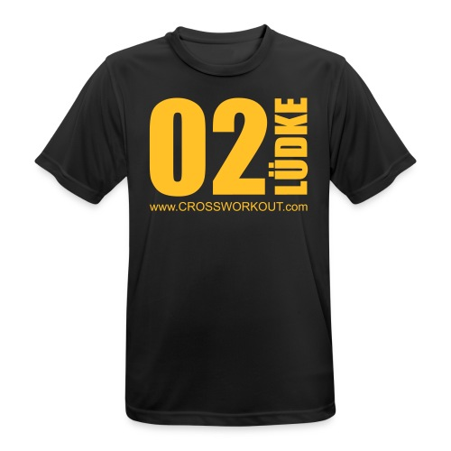 CrossWorkout ATHLETE 02 - Männer - Männer T-Shirt atmungsaktiv