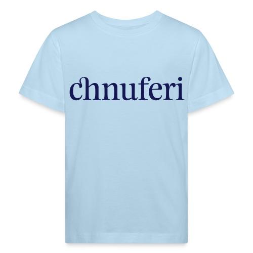 Original Schwarzwald Chnuferi - Kinder Bio-T-Shirt
