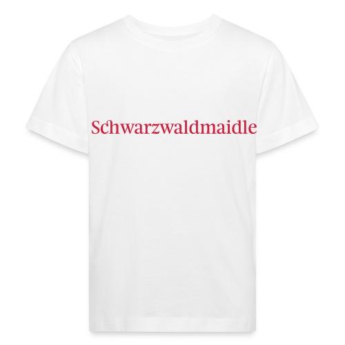 Schwarzwaldmaidle  - Kinder Bio-T-Shirt