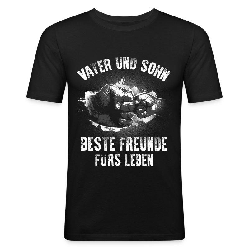 vater sohn freunde t shirt spreadshirt. Black Bedroom Furniture Sets. Home Design Ideas