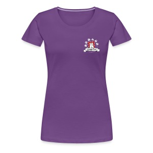 Scrumtisch Hamburg - Frauen Fan Shirt - Frauen Premium T-Shirt