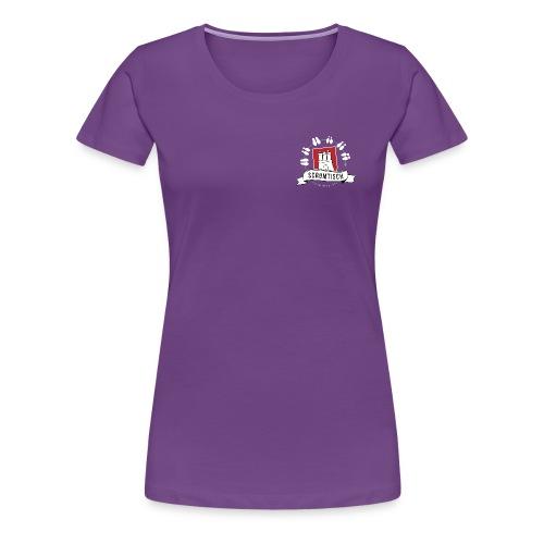 Scrumtisch Hamburg - Frauen Fan Shirt - Frauen Premium T-Shirt