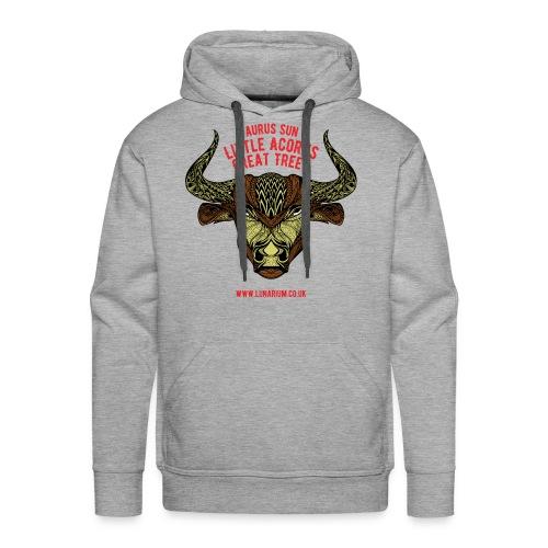 Taurus Sun Men's Premium Hoodie - Men's Premium Hoodie