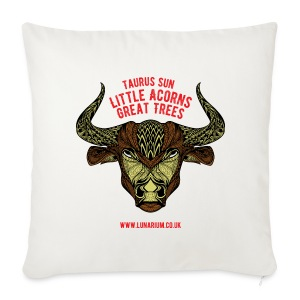 Taurus Sun Sofa pillow cover 44 x 44 cm - Sofa pillow cover 44 x 44 cm