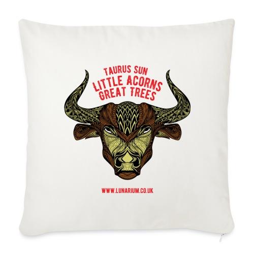 Taurus Sun Sofa pillow cover 44 x 44 cm - Sofa pillow cover 44 x 44 cm