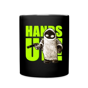 Hands Up! - Full Colour Mug