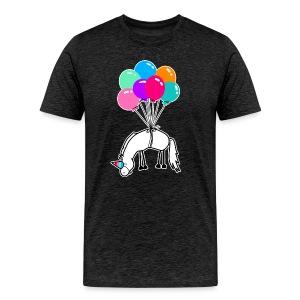 Ich bin ein Einhorn T-Shirts - Männer Premium T-Shirt