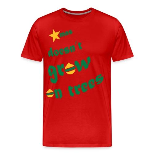 DAD CHRISTMAS - Men's Premium T-Shirt